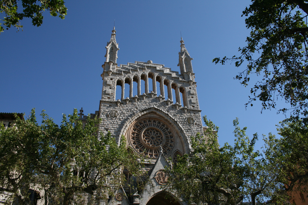 Kathedrale in Soller